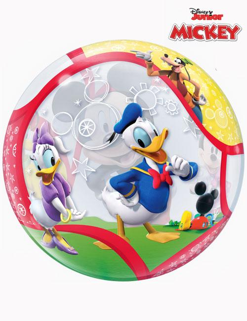 """22"""" Bubble Disney Mickey & His Friends"""
