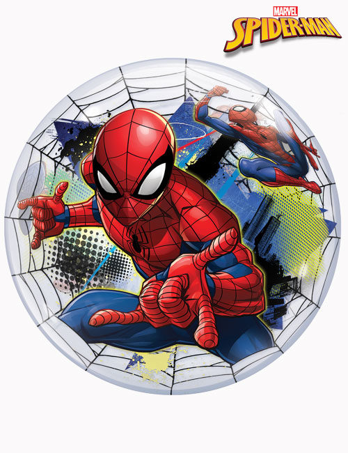 "22"" Bubble Marvel's Spider-Man Web Slinger"