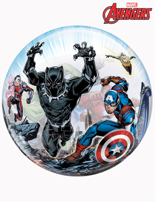 "22"" Bubble Marvel's Avengers Classic"