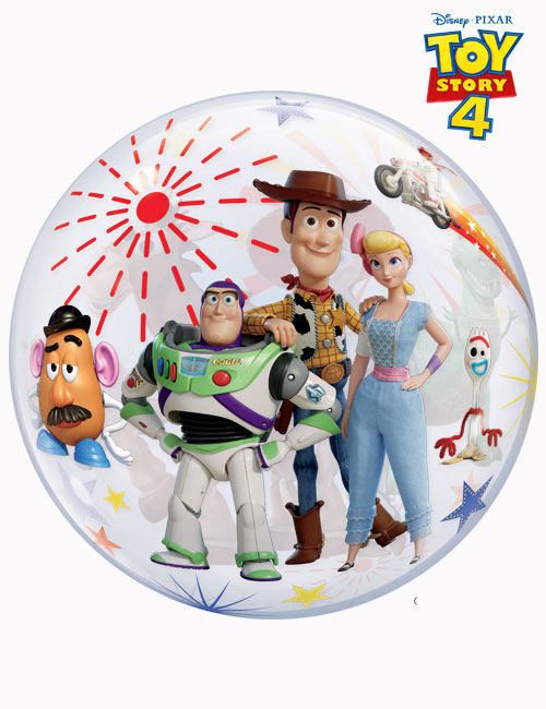 "22"" Bubble Disney Pixar Toy Story 4"