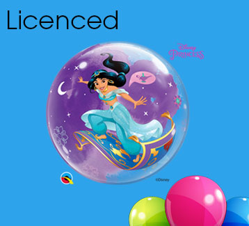 Licenced Bubbles