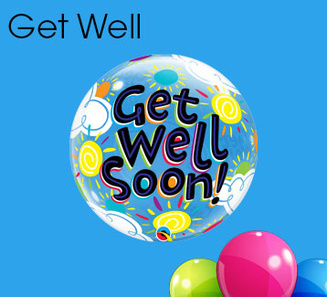 Get Well Soon Bubbles
