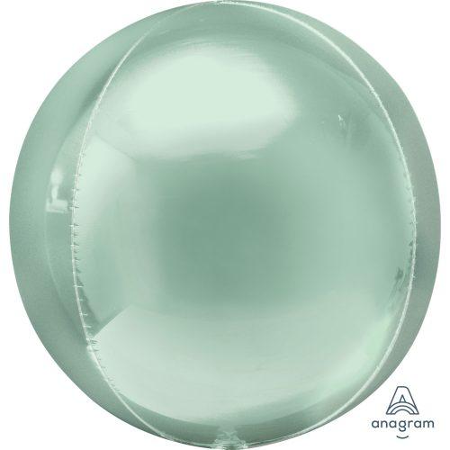 "Orbz Foil Balloon 15"" x 16"" Mint"