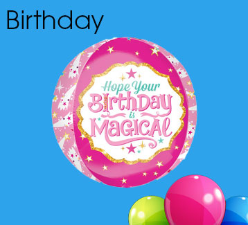Birthday Orbz