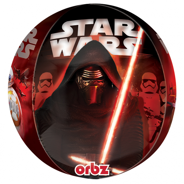 Orbz Star Wars The Force Awakens