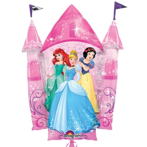 "Disney Princess Castle Supershape (26"" x 35"")"
