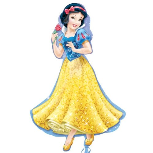 "Disney Princess Snow White Supershape (24"" x 37"")"