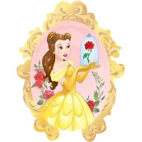 """Disney Princess Belle Frame Supershape (31"""" x 25"""")"""