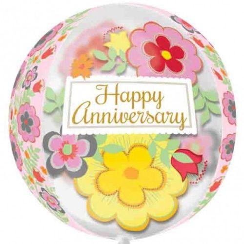 Orbz Flowery Anniversary