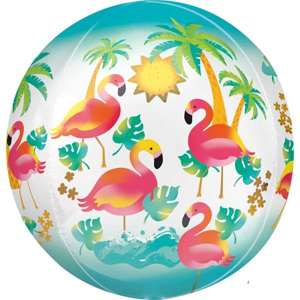 Orbz Lets Flamingle