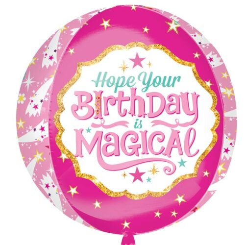 Orbz Magical Birthday
