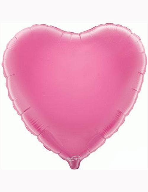 18'-Pink-Heart-Foil-Balloon