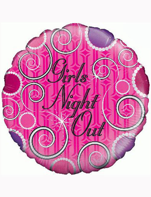 "18"" Girls Night Out Balloon"