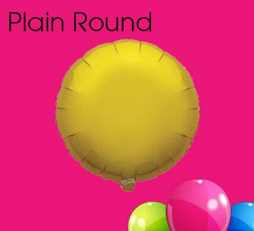 Plain Round