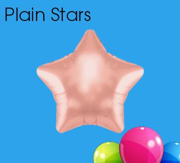 Plain Star