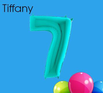 Tiffany Numbers