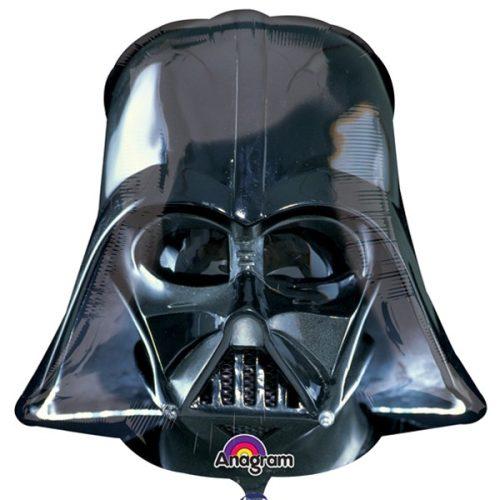 star wars darth vader helmet black shape