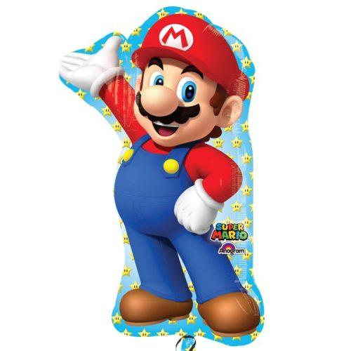 super Mario shape