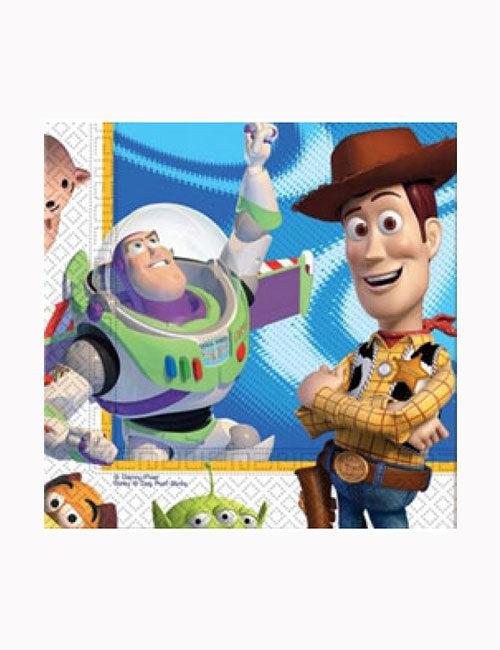 Toy Story Napkins