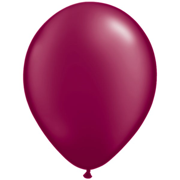 burgundy-11-pearl-latex-balloons