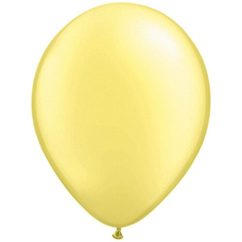 lemon-chiffon-11-pearl-latex-balloons