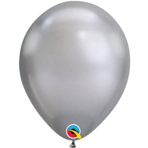 silver-11-chrome-latex-balloons