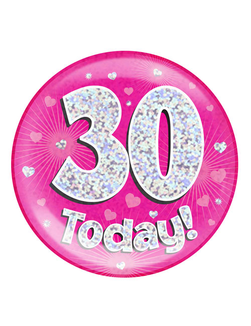 30-today-Badge-Pink
