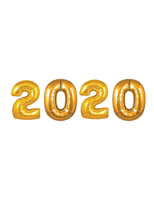 30' Gold 2020