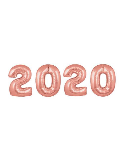 30' Rose Gold 2020