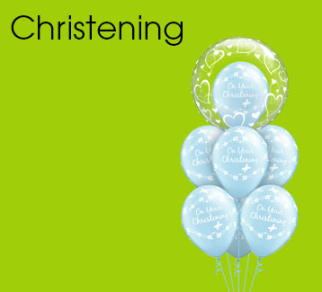 Christening Bouquets