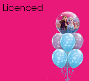 Licenced Bouquets