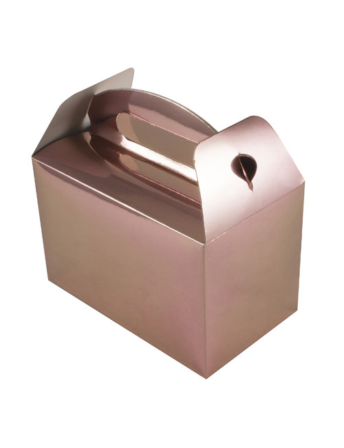 Party Box Rose Gold