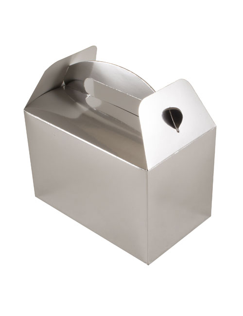 Party Box Silver