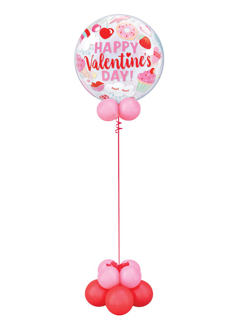 Everything Valentine Bubble