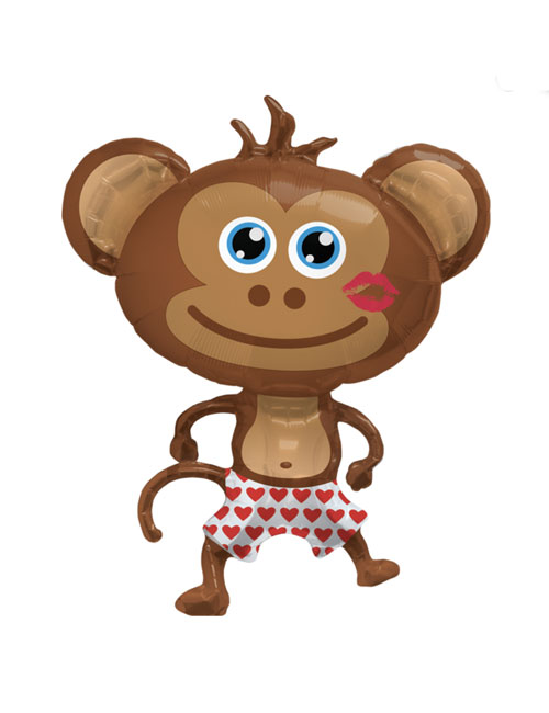 Hunky Monkey Balloon
