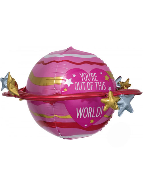 Out of This World Foil Balloon