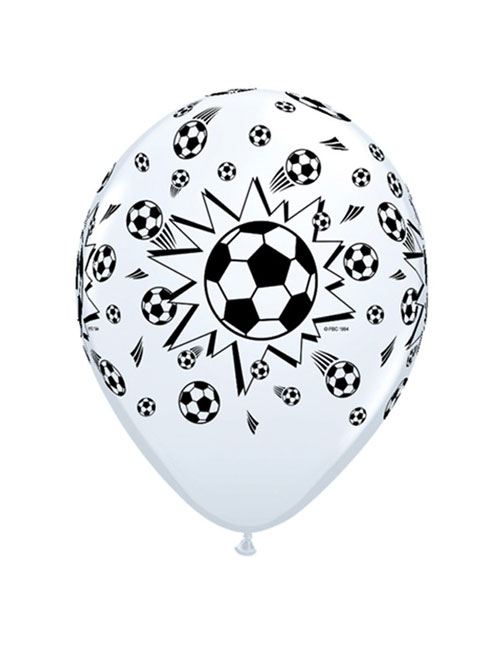 11' Football Latex Balloons