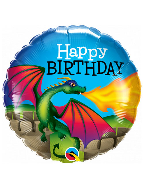 18 inch Mythical Dragon Balloon