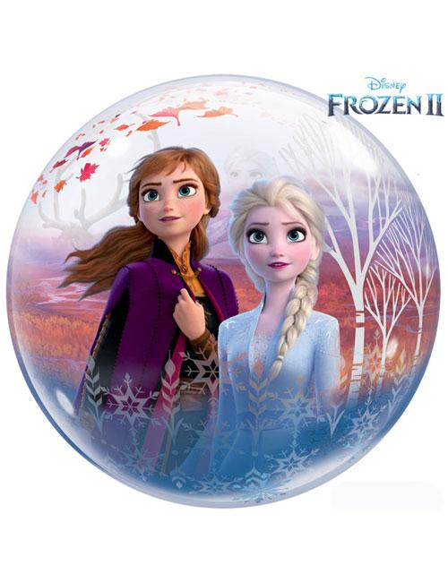 22' Bubble Frozen 2