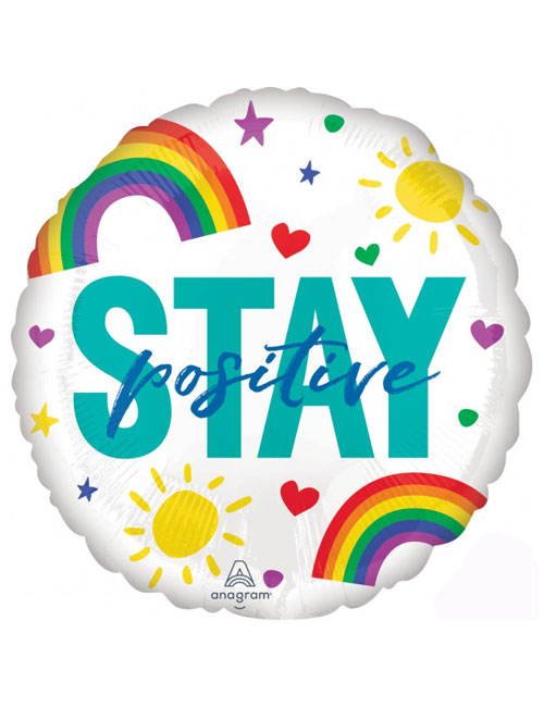 Stay Positive Balloon