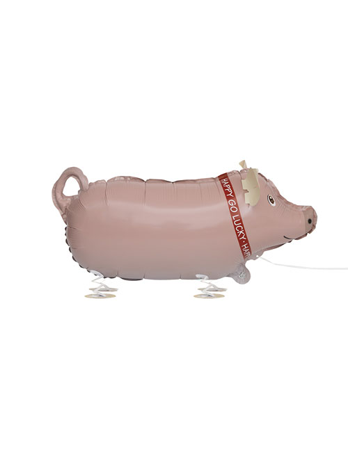 Walking Pet Pig Balloon