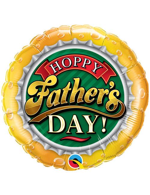 18 inch Hoppy Fathers Day Balloon