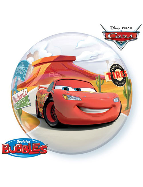 Disney Cars Bubble